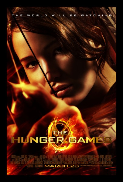 The Hunger Games- Book 1