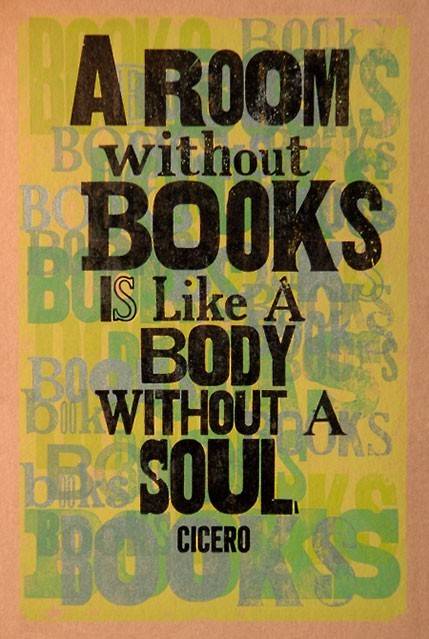 True words for a book worm