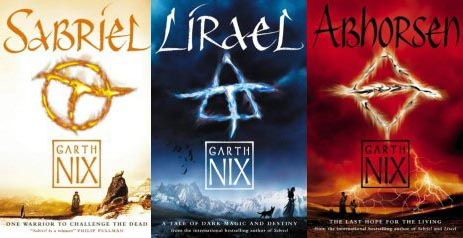 Image result for sabriel series